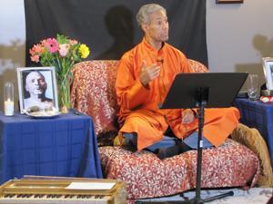 Shaktipat Meditation Master